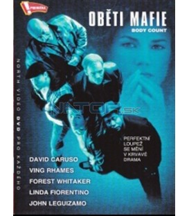 Oběti mafie (Body Count) DVD