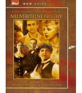 Neuvěřitelné příběhy - disk 7 (Amazing Stories) DVD