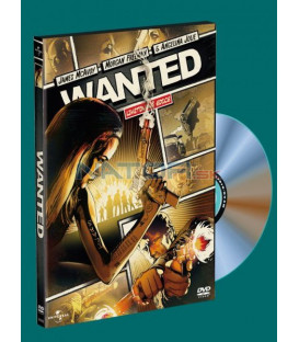 Wanted  (Wanted) DVD