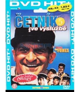 Četník ve výslužbě (Le Gendarme en balade) DVD