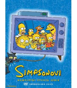 Simpsonovi 4. sezona, 4 DVD, 22 dílů