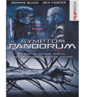 Symptom Pandorum (Pandorum) DVD