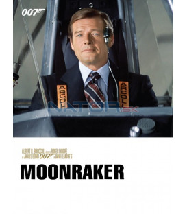 Moonraker DVD