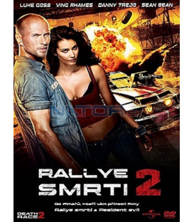 Rallye smrti 2 (Death Race 2) DVD