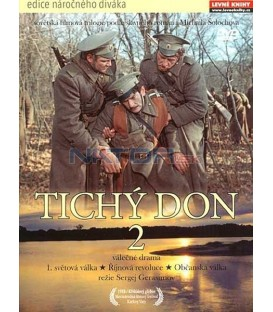 Tichý Don II. (Tikhij Don II) DVD