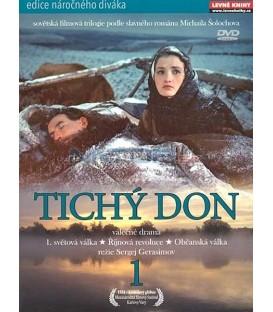Tichý Don I. (Tikhij Don) DVD