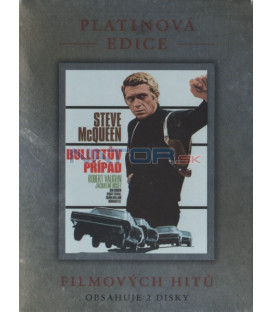 Bullitův případ (2 DVD)  (Bullit (2 DVD))