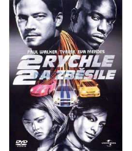 Rychle a zběsile 2 - 2003 (2 Fast 2 Furious) DVD