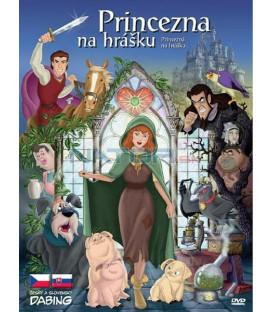 Princezna na hrášku (Princess and the Pea) DVD