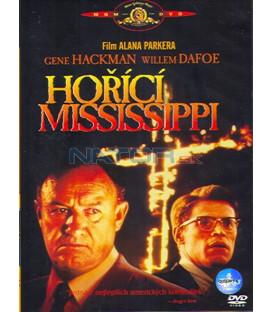 Hořící Mississippi (Mississippi Burning) DVD