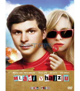 Mládí v hajzlu (Youth in Revolt) DVD