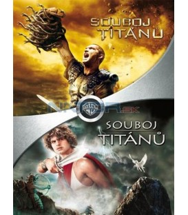 Souboj titánů kolekce 2DVD (Clash of the Titans)