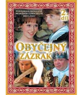 Obyčejný zázrak – 2. DVD – SLIM BOX (Obyknovennoje chudo)