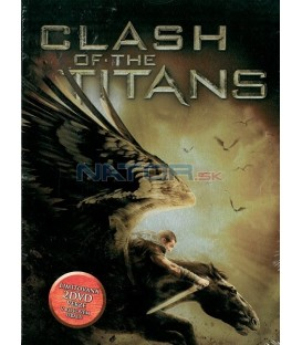 Souboj titánů 2DVD Steelbook (2010) (Clash Of The Titans)