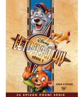 Kolekce: Letohrátky: Rebeka, Kid a Balú - 1. série 6 DVD