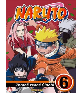 Naruto 6   (Naruto) DVD