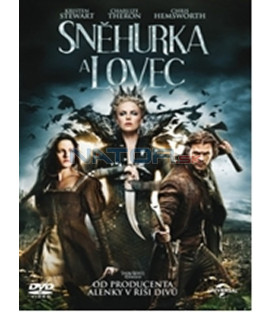 Sněhurka a lovec (Snow White and the Huntsman) DVD