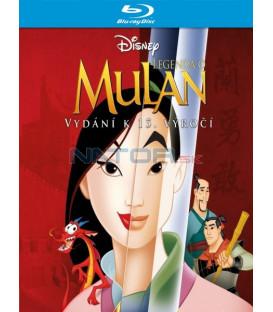 Legenda o Mulan (Blu-ray)   (Mulan)