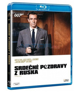 James Bond - Srdečné pozdravy z Ruska (From Russia with Love ) Blu-ray