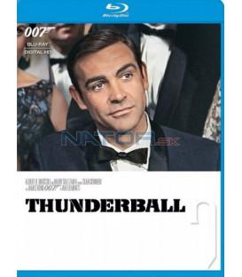 James Bond - Thunderball  (Thunderball) Blu-ray