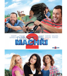 Machři 2 / Dospeláci 2 (Grown Ups 2) DVD