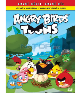 Angry Birds (Angry Birds Toons – Volume 01) DVD