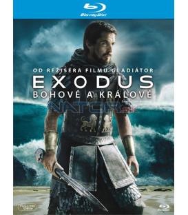EXODUS: Bohové a králové ( Exodus: Gods and Kings) Blu-ray
