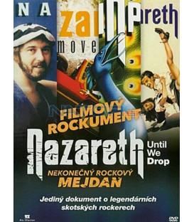 NAZARETH: NEKONEČNÝ ROCKOVÝ MEJDAN - DVD