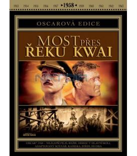 Most přes řeku Kwai (Bridge on The River Kwai) DVD Oscarová edice