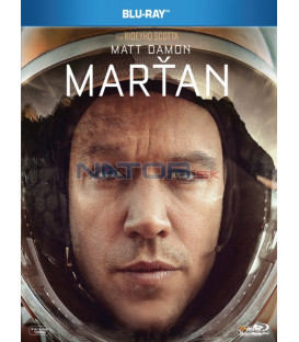 Marťan (The Martian)  Blu-ray