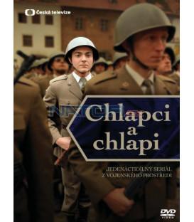 CHLAPCI A CHLAPI - 4 DVD