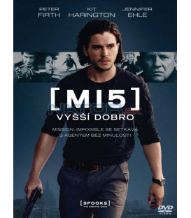 MI-5: Vyšší dobro (Spooks: The Greater Good) DVD
