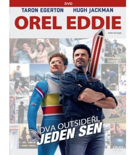 Orel Eddie (Eddie the Eagle) DVD