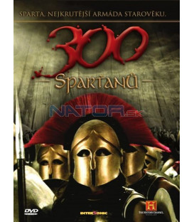 300 Sparťanů (Last Stand Of The 300) DVD
