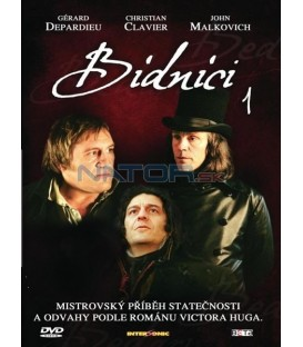 Bídníci - DVD 1 (Les misérables)