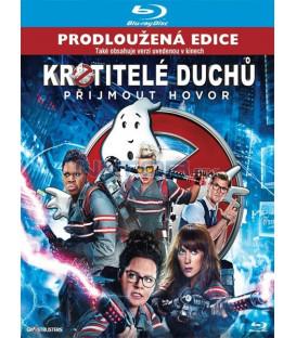 Krotitelé duchů 3 (Ghostbusters 3 - 2016) Prodloužená verze - Blu-ray