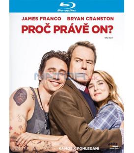 PROČ PRÁVĚ ON? (Why Him?) Blu-ray