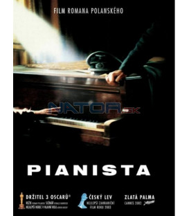 Pianista (The Pianist) DVD