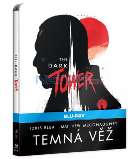 TEMNÁ VĚŽ (The Dark Tower) Blu-ray Steelbook