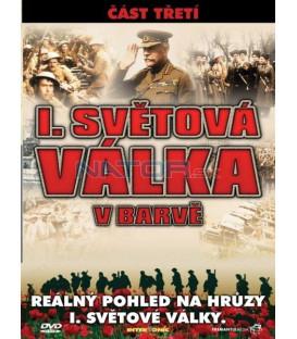 I. světová válka v barvě - část třetí (World War I in Colour) DVD