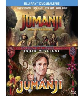 Jumanji kolekce (Jumanji 1995, Jumanji: Vítejte v džungli) 2xBlu-ray (SK obal)