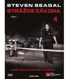 Steven Seagal - Strážce zákona - série 1. - disk 4 (Steven Seagal: Lawman)