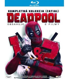Deadpool kolekce 1+2 (2Blu-ray) (SK OBAL)