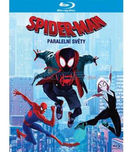 Spider-Man: Paralelní světy 2018 (Spider-Man: Into the Spider-Verse) Blu-ray