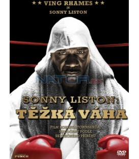 Sonny Liston: Těžká váha (Phantom Punch) DVD
