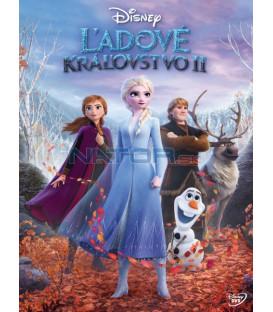 Ľadové kráľovstvo II - 2019 (Frozen II) DVD