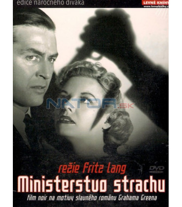 Ministerstvo strachu 1944 (Ministry of Fear) DVD