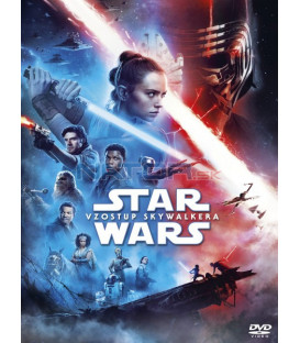 Star Wars: Vzestup Skywalkera 2019 (Star Wars: The Rise of Skywalker) DVD