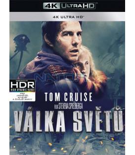 Válka světů 2005 (War of the Worlds) (4K Ultra HD) - UHD Blu-ray remasterovaná verze