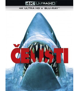 Čelisti 1975 (Jaws) (4K Ultra HD) - UHD Blu-ray + Blu-ray